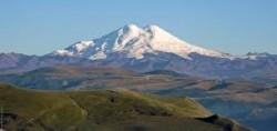 Вулкан - Эльбрус