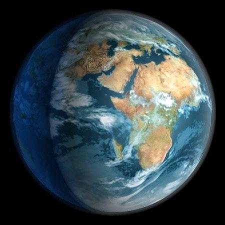 Движения плит земной коры — литосферы