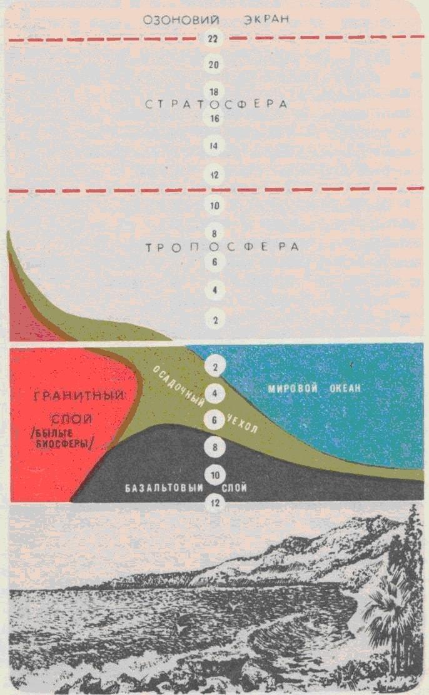 Взаимодействие человека и биосферы