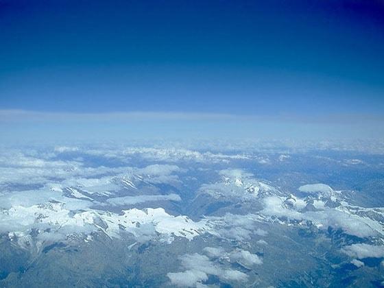 Термобарическое поле Земли