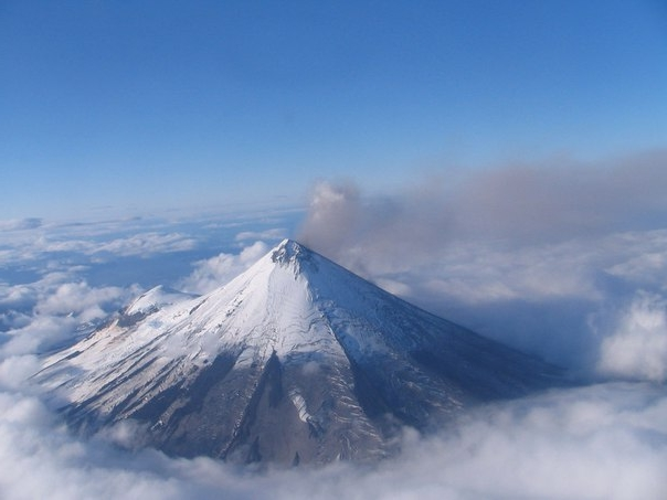 Значение землетрясений и вулканов в функционировании биосферы