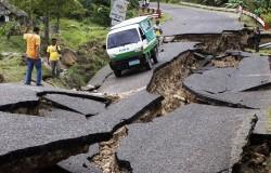 На этом фото мы видим последствия землетрясения